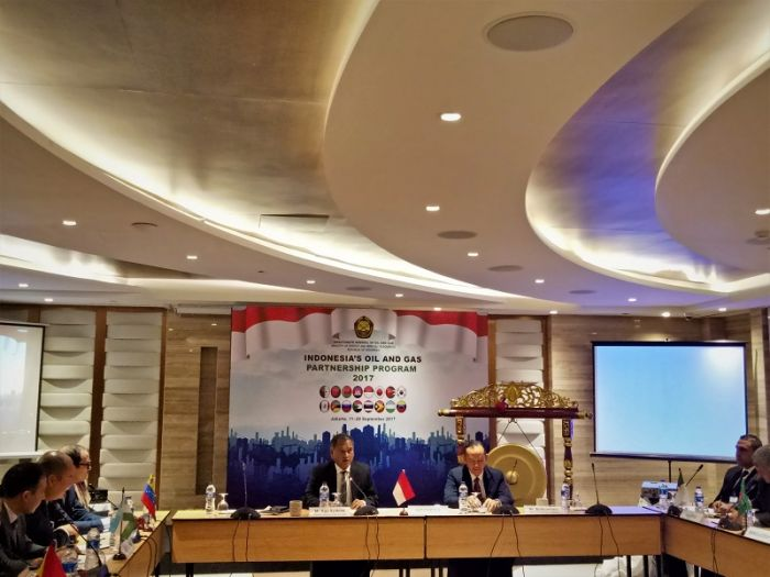 Ditjen Migas Selenggarakan Indonesia's Oil and Gas Partnership Program 2017